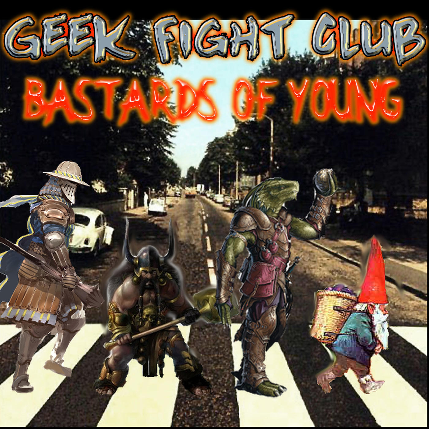 Geek Fight Club: Bastards of Young